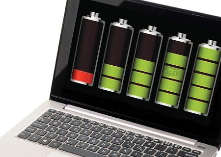 نحوه استفاده درست از باتری لپ تاپ