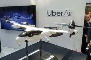 اوبر تصاویر اولین تاکسی هوایی خود را منتشر کرد