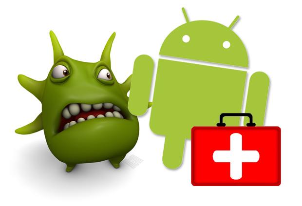 پاک کردن ویروس از گوشی و تبلت اندرویدی