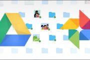 گوگل استفاده از  Google Drive و Google Photos را سادهتر میکند