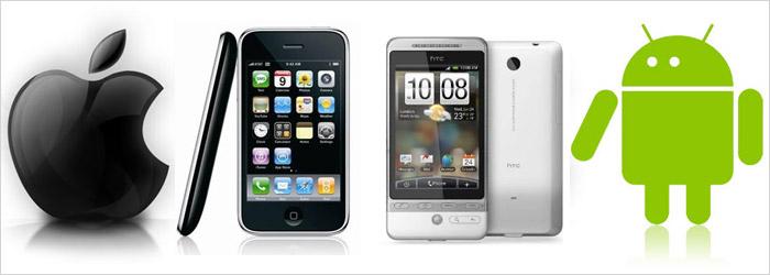 گوشی IOS یا گوشی Android